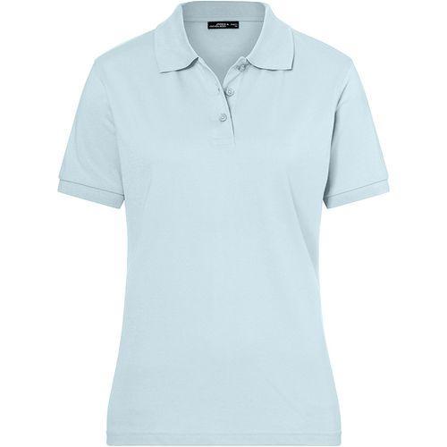 Polo classique Femme - bleu clair
