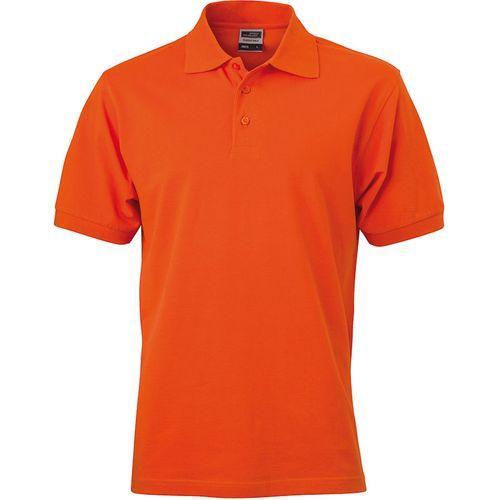 Polo classique Enfant - orange foncé