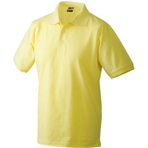 Polo classique Enfant - jaune clair