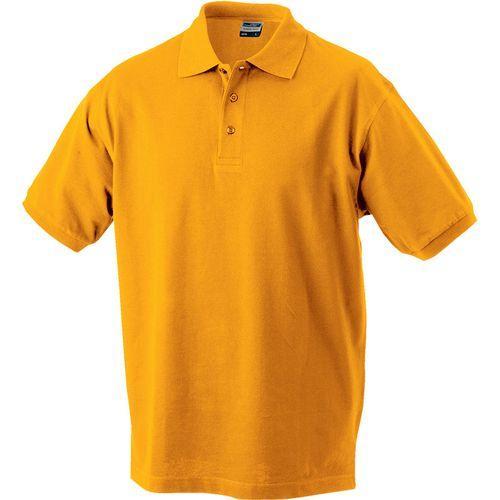 Polo classique Enfant - jaune doré