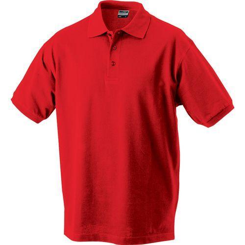 Polo classique Enfant - rouge vif