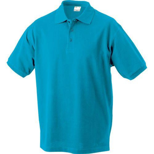 Polo classique Enfant - turquoise