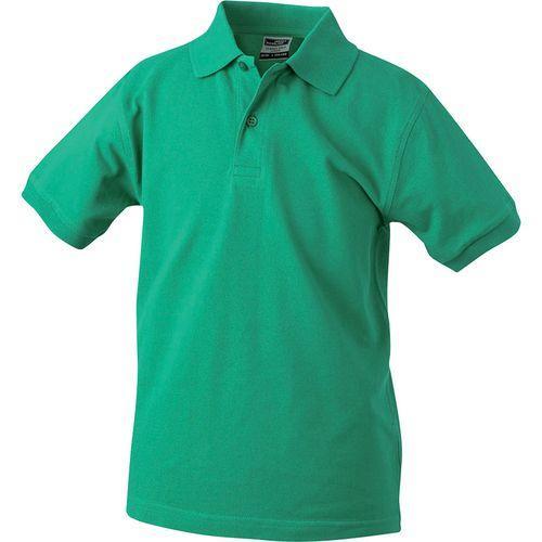 Polo classique Enfant - vert irlandais