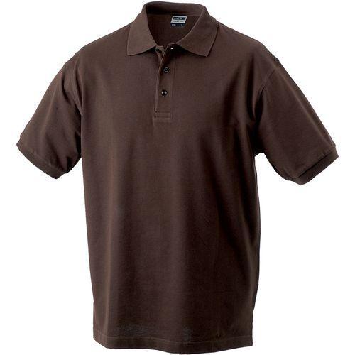 Polo classique Homme - marron