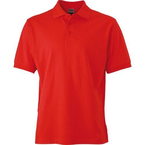 Polo classique Homme - tomate