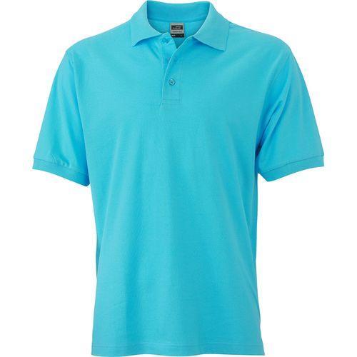 Polo classique Homme - bleu pacifique