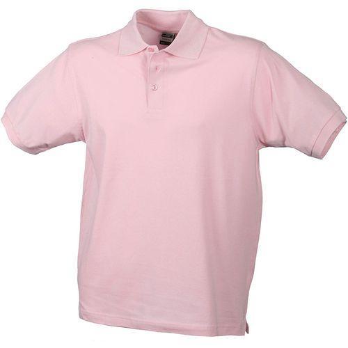 Polo classique Homme - rose clair