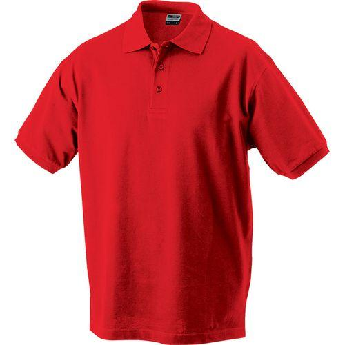 Polo classique Homme - rouge vif