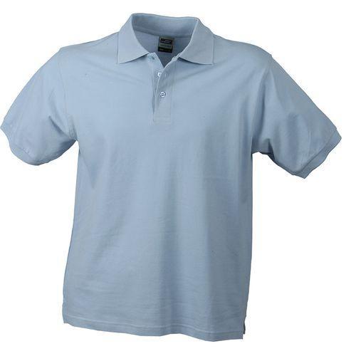 Polo classique Homme - bleu clair