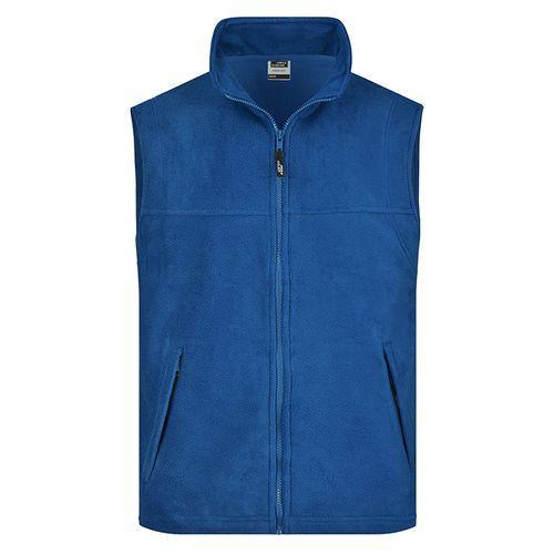 Bodywarmer polaire Homme - bleu royal