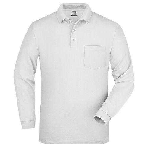 Polo classique Homme - blanc