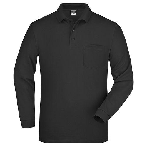 Polo classique Homme - noir