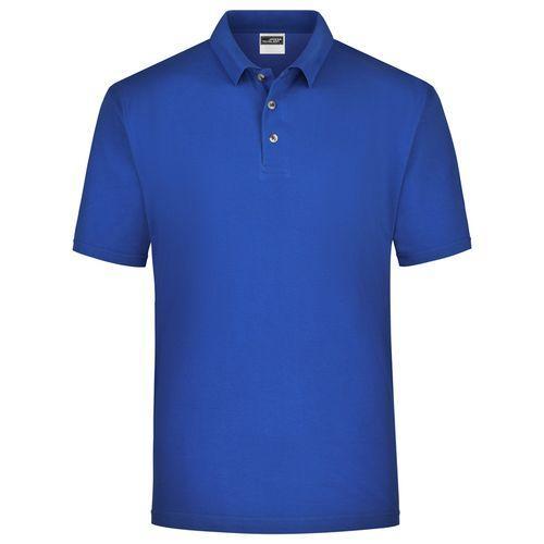 Polo classique Homme - bleu royal foncé