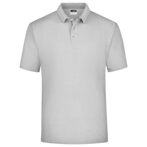 Polo classique Homme - gris clair