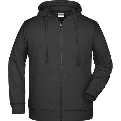 Sweat-shirt capuche Homme - noir