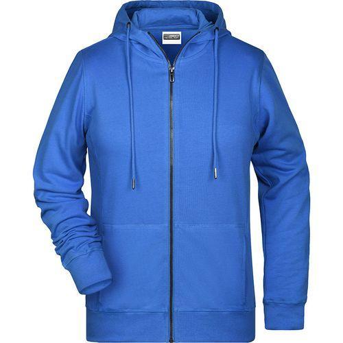 Sweat-shirt capuche Femme - bleu cobalt