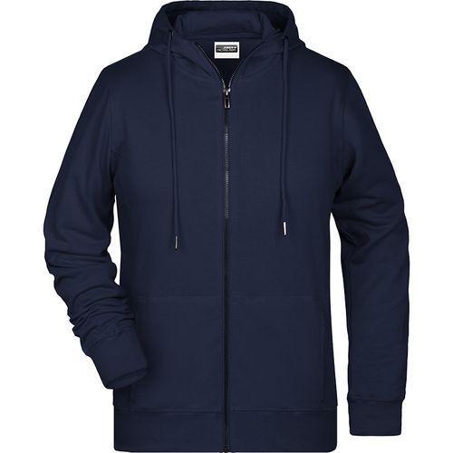 Sweat-shirt capuche Femme - bleu marine