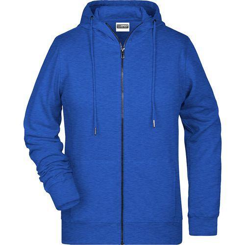 Sweat-shirt capuche Femme - bleu foncé mélangé