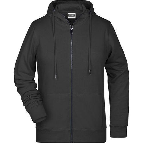 Sweat-shirt capuche Femme - noir