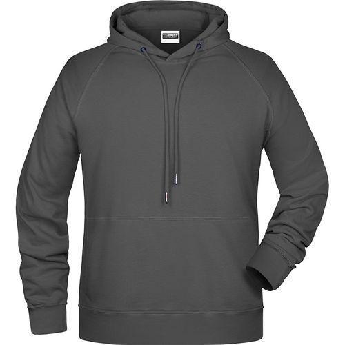 Sweat-shirt capuche Homme - graphite