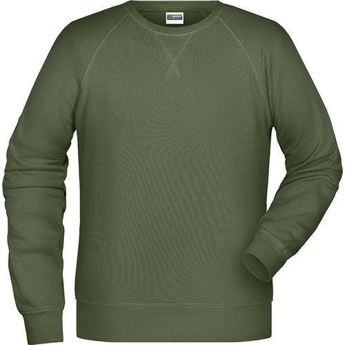 Sweat-Shirt Homme - olive
