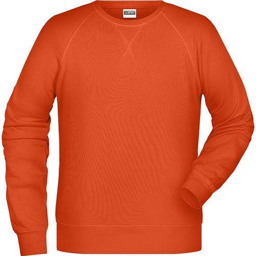 Sweat-Shirt Homme - orange
