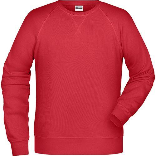 Sweat-Shirt Homme - rouge