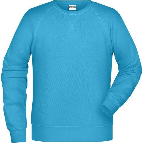 Sweat-Shirt Homme - turquoise