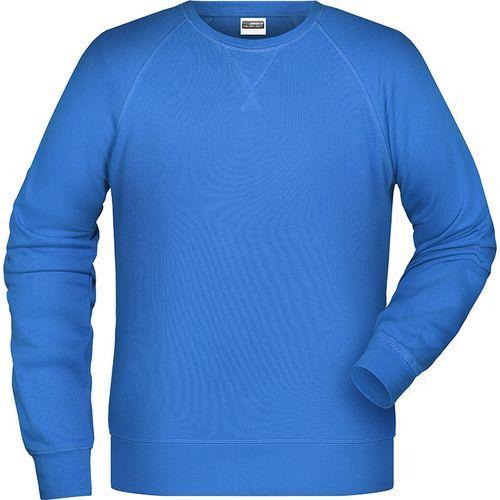 Sweat-Shirt Homme - bleu cobalt