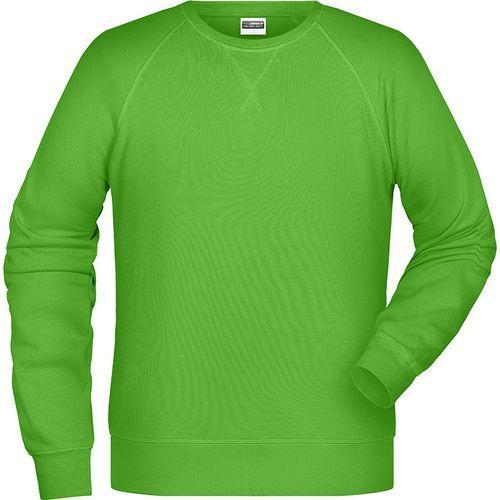 Sweat-Shirt Homme - vert citron