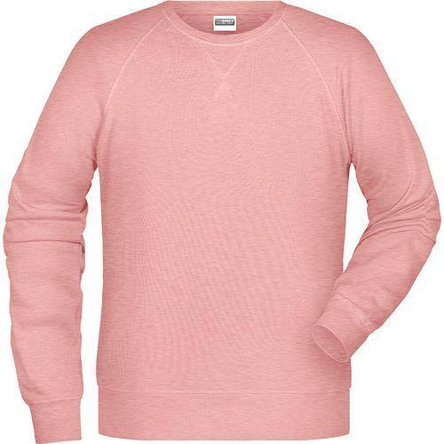Sweat-Shirt Homme - rose mélangé