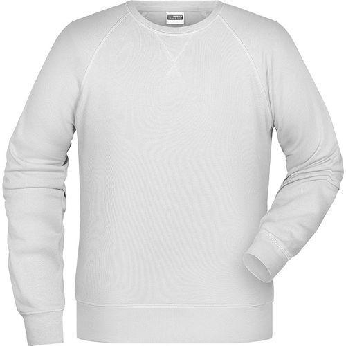 Sweat-Shirt Homme - blanc