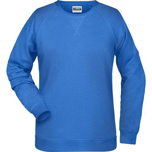Sweat-Shirt Femme - bleu cobalt
