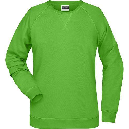 Sweat-Shirt Femme - vert citron