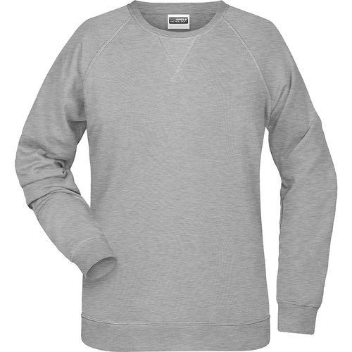 Sweat-Shirt Femme - gris chiné
