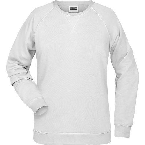 Sweat-Shirt Femme - blanc