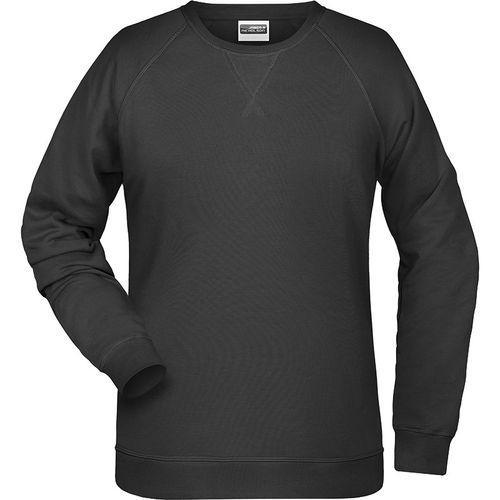 Sweat-Shirt Femme - noir