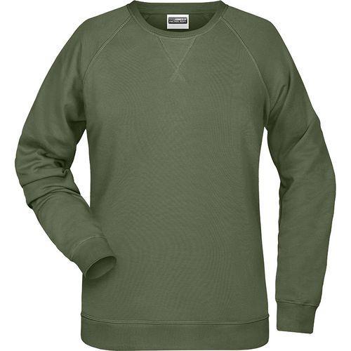 Sweat-Shirt Femme - olive