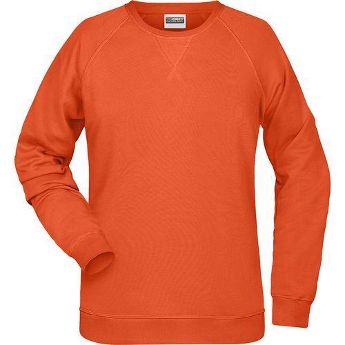 Sweat-Shirt Femme - orange