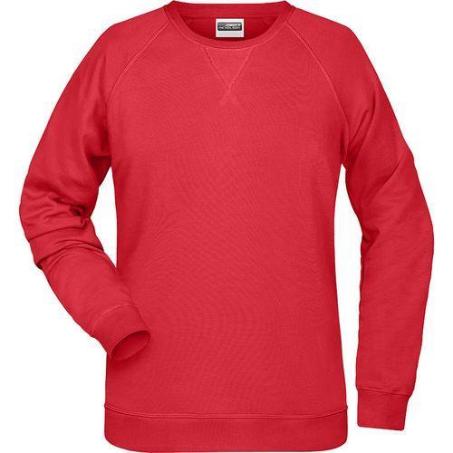 Sweat-Shirt Femme - rouge