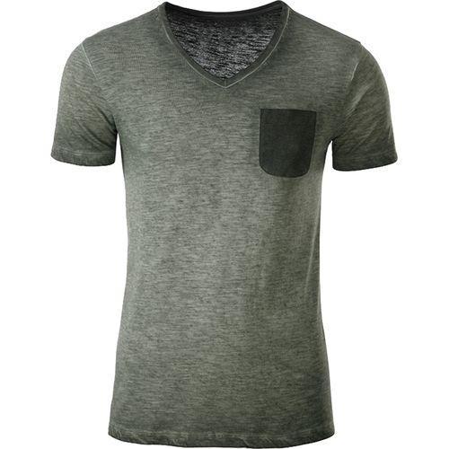 T-shirt bio Homme - olive