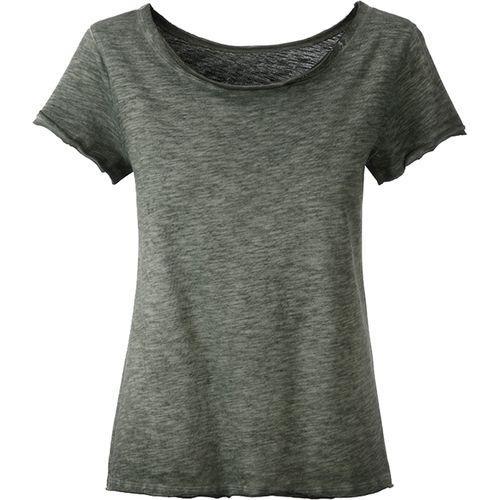 T-shirt bio Femme - olive