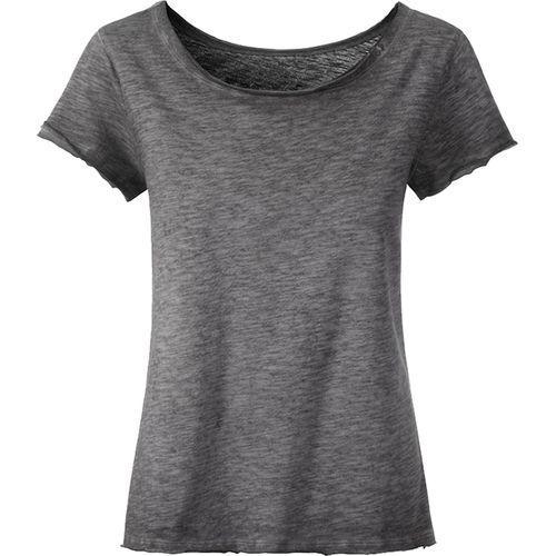 T-shirt bio Femme - graphite
