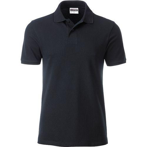 Polo classique Bio Homme - noir