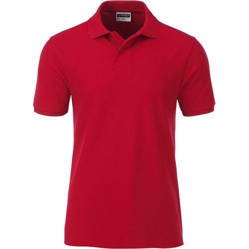 Polo classique Bio Homme - rouge