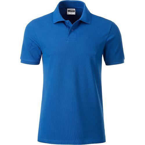 Polo classique Bio Homme - bleu royal