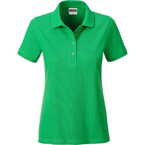 Polo classique Bio Femme - vert fougère