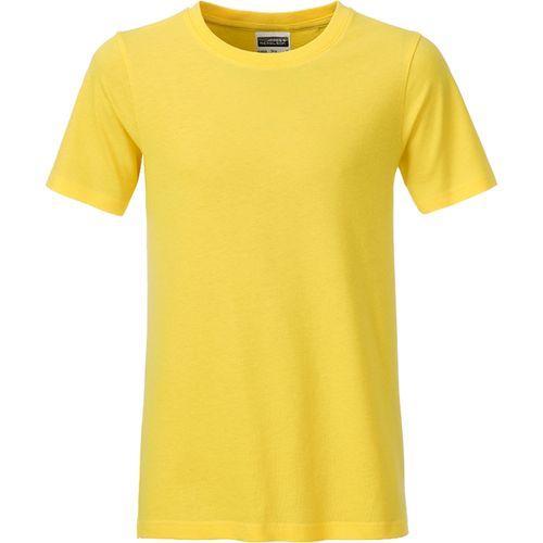 T-shirt bio Enfant - jaune