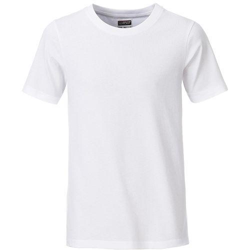 T-shirt bio Enfant - blanc