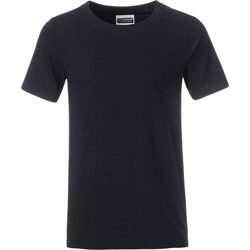T-shirt bio Enfant - noir